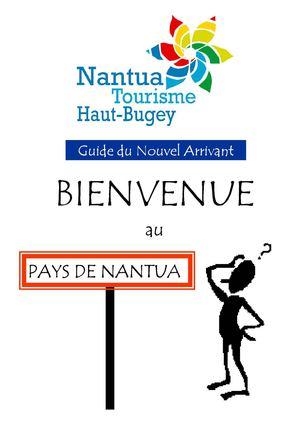 Calam o guide du nouvel arrivant 2013 - Office de tourisme nantua ...
