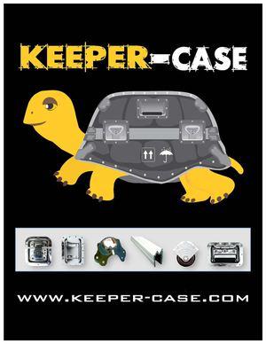 Calam o catalogo keeper case for Catalogo case
