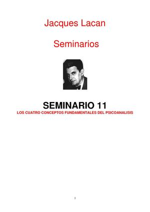 11_J. LACAN SEMINARIO 11