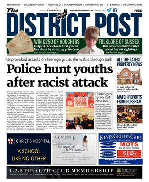 The District Post - 8 March 2013