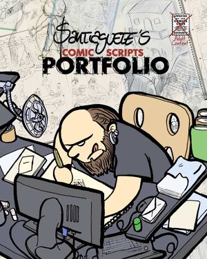 Santiaguete's portfolio March 2013