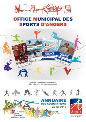 Calam o annuaire de l 39 office municipal des sports d 39 angers - Office municipale des sports ...
