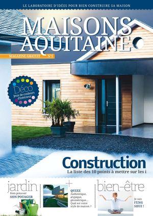 Magazine maisons aquitaine