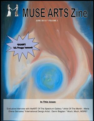 MUSE ARTS Zine : June 2012, Vol. 1