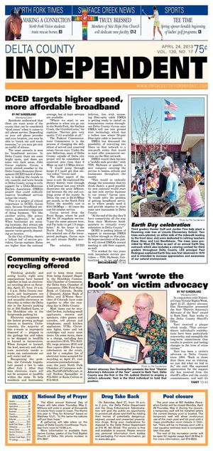 Delta County Independent, April 24, 2013