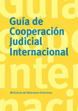 Calam O Gu A De Cooperaci N Judicial Internacional
