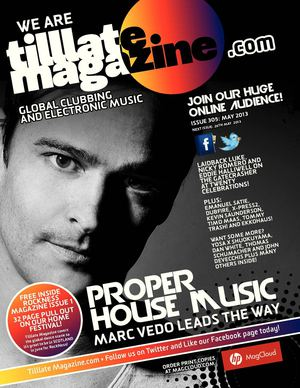 Tilllate Magazine May 2013 - Issue 305