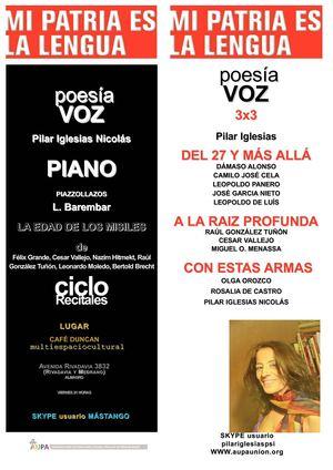 INFORMACION COMUNICACIÓN ACTOS 2013