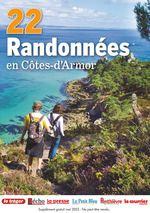 Une 22 Randonnées en Côtes-d'Armor - Disponible dans toutes les rédactions et offices de tourime