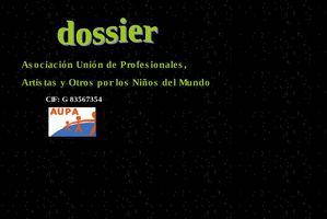 DOSSIER PRENSA DE LA PRESENTACION DE LOS LIBROS