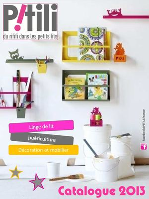 calam o catalogue pitili sp cialise du linge pour lit volutif. Black Bedroom Furniture Sets. Home Design Ideas