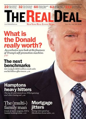 The Real Deal  July 2013