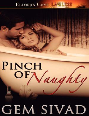 Pinch of Naughty by Gem Sivad (excerpt)