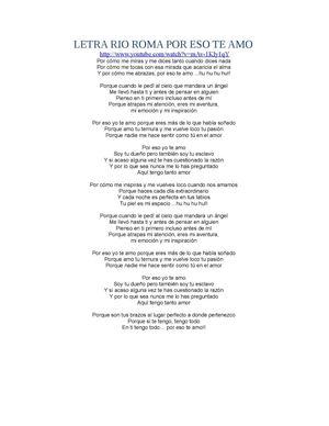 letra de cancion natalia loco por mi: