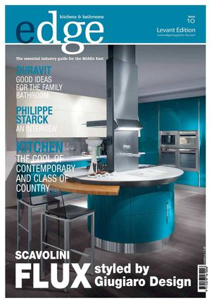 Calam O Edge Kitchens Bathrooms Magazine Levant Issue 10