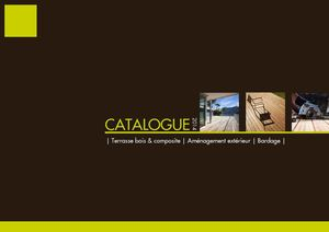 Calam o catalogue am nagement ext rieur 2014 for Catalogue amenagement exterieur