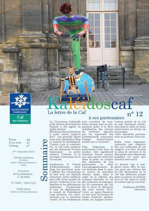 Numero Caf Des Ardennes