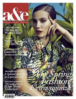 A&E (Adam&Eve) Magazine Issue 43