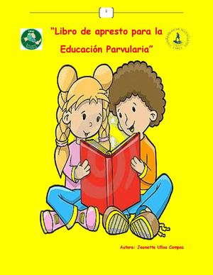 libros de educacion parvularia: