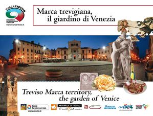 Marca Treviso, The Garden of Venice