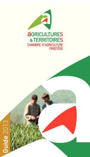 Calam o guides des services 2013 chambre d 39 agriculture du finist re - Chambre d agriculture du vaucluse ...