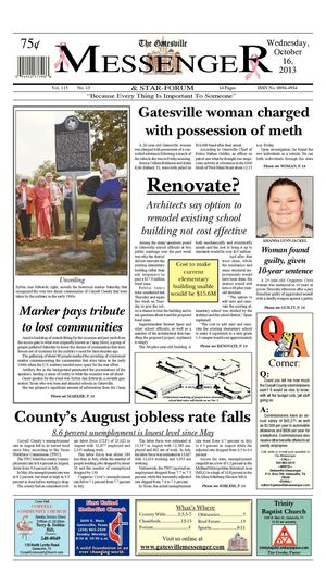 The Gatesville Messenger