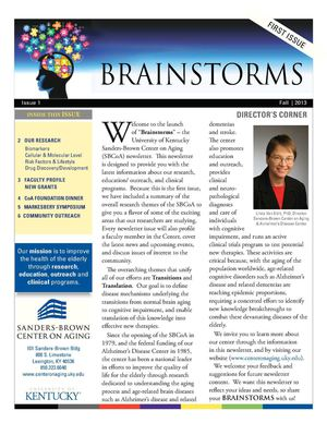 Brainstorms Fall 2013