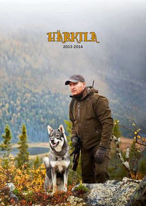 Catalogue 2013 - 2014 Härkila