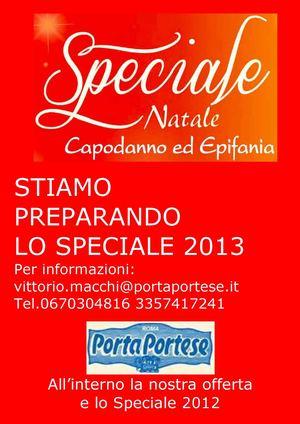 Calam o offerta per speciale portaportese 2013 natale - Porta portese it ...