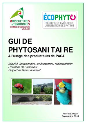Guide Phytosanitaire