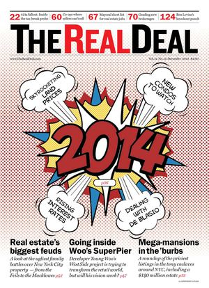 The Real Deal December 2013 issue