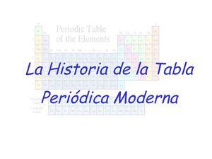 Calamo historia de la tabla peridica historia de la tabla peridica urtaz Images