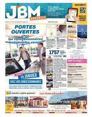 Calaméo Journal JBM Annonces N Janvier - Porte placard coulissante jumelé avec reelax tordjman
