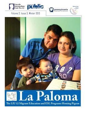 2013 Winter La Paloma