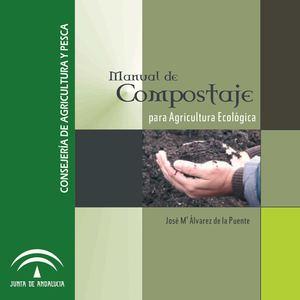 Cover of Manual de compostaje para agricultura ecológica