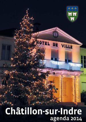 Calam o bulletin municipal de ch tillon sur indre - Office de tourisme chatillon sur indre ...