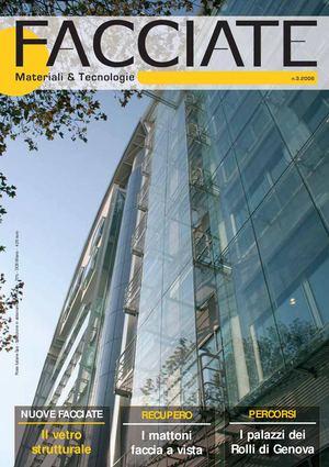Calaméo   rivista facciate materiali e tecnologie n.3 2006