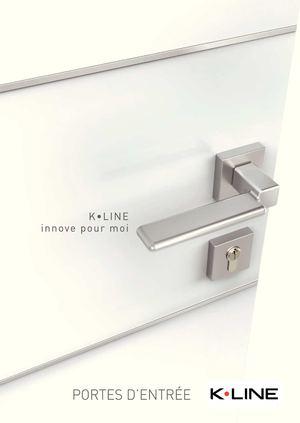 Calam o k line portes for Porte halo 60