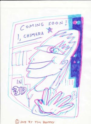 I, Chimera (episodes 1-12) by James Beoddy, 2013