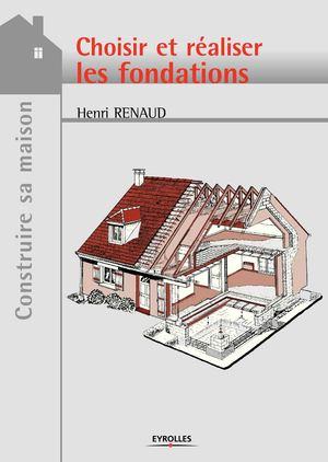 Calam o fondations for Profondeur fondation maison etage