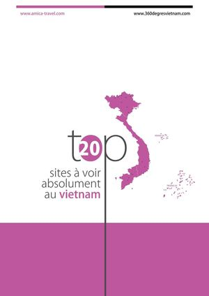 Top des 20 sites a visiter au Vietnam