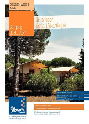 BROCHURE 2014 - FLOWER CAMPING BEL AIR