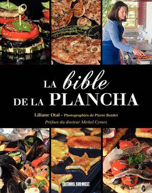 Calam o la bible de la plancha for Cuisiner a la plancha