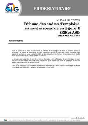 Calam o gayraud dominique ducateurs jeunes enfants - Grille indiciaire assistant socio educatif fonction publique territoriale ...