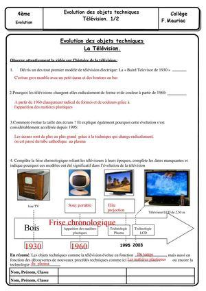 Calam o evolution tv correction - Evolution du fer a repasser ...