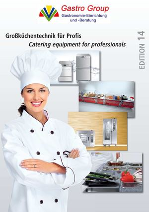 Gastro Group Basis-Katalog 2014