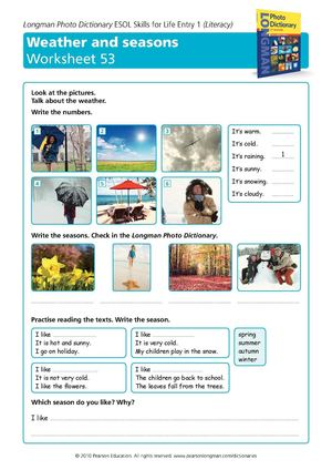 Esol worksheets entry 1