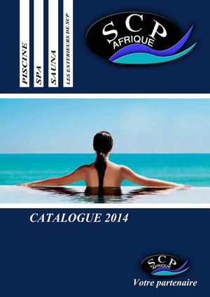 Calam o scp afrique catalogue 2014 tarifs for Scp piscine