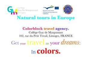 Natural tours in Europe