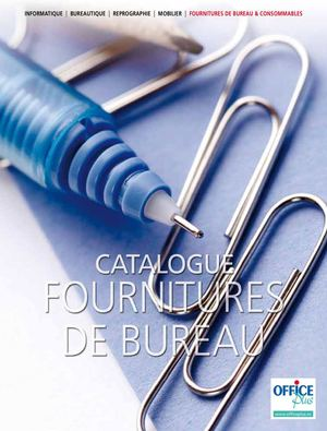 Calam o catalogue office plus de fournitures de bureau for Fourniture de bureau catalogue